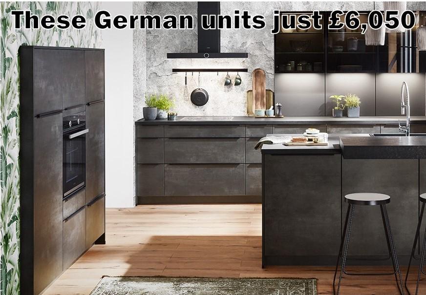 German Kitchen 5490