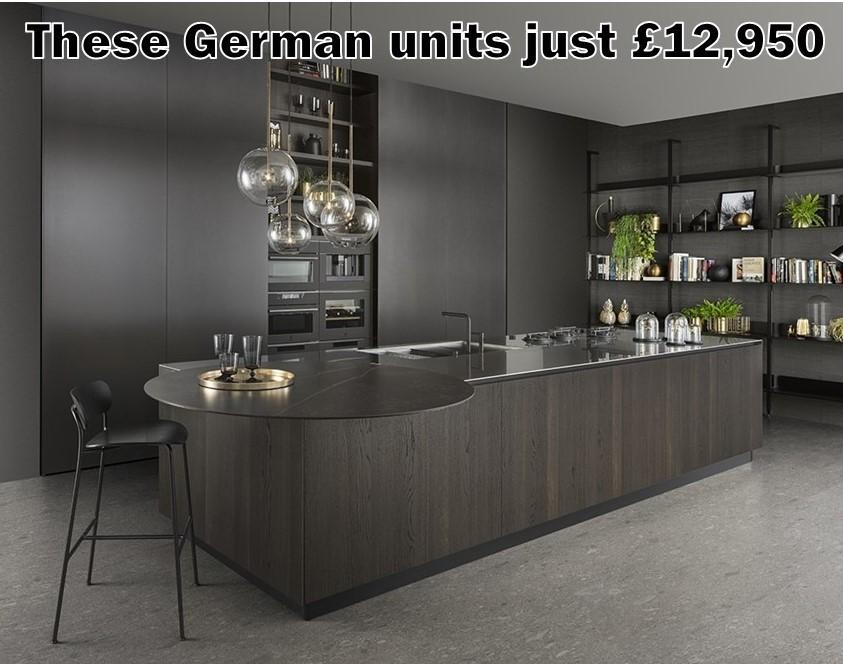 German Kitchen 5519