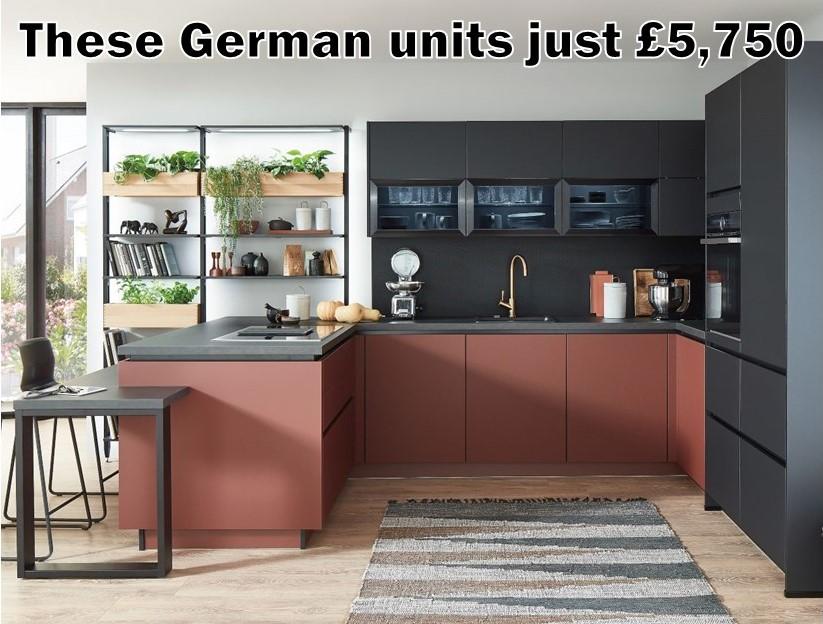 German Kitchen 5559