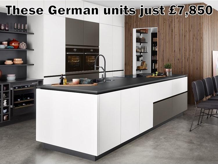German Kitchen 5573