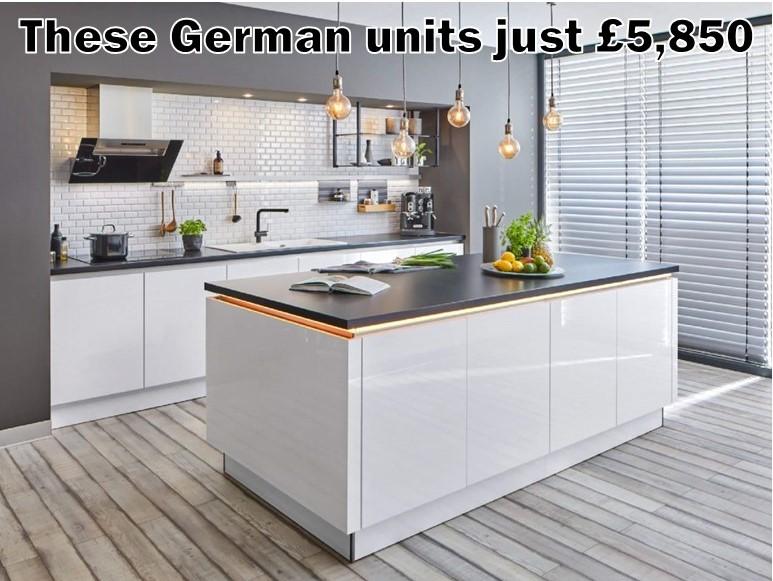 German Kitchen 5580