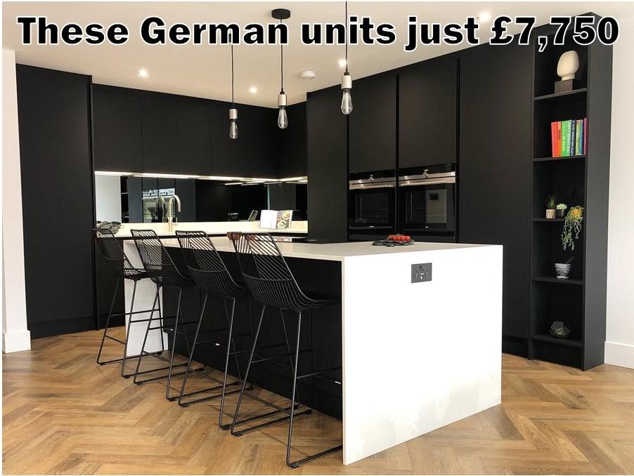 German Kitchen 5591