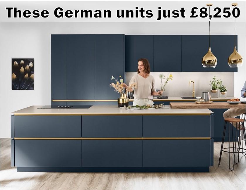 German Kitchen 5593