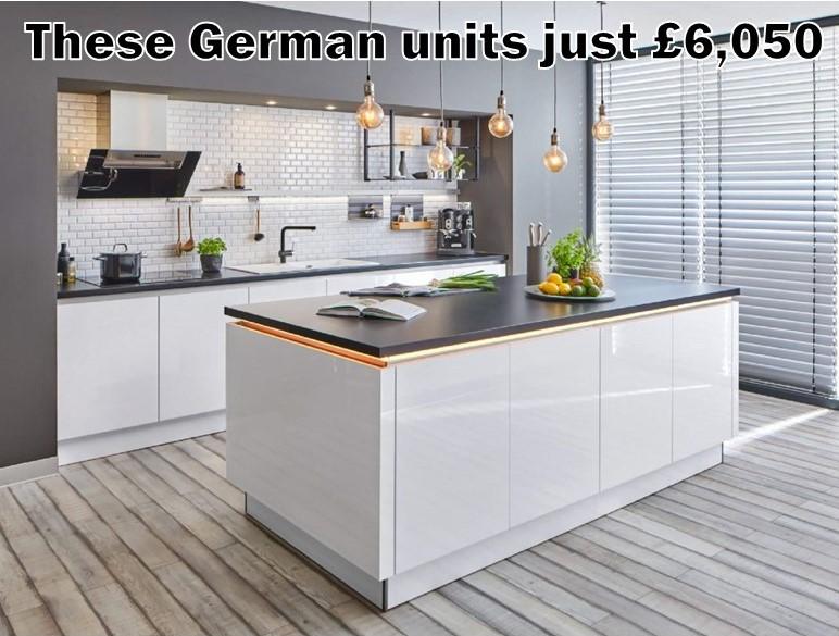 German Kitchen 6024