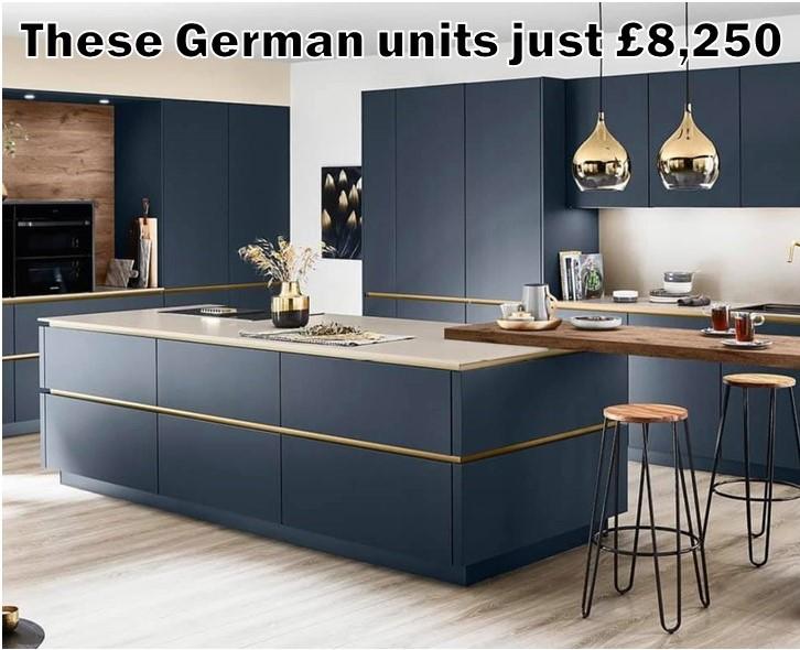 German Kitchen 6043