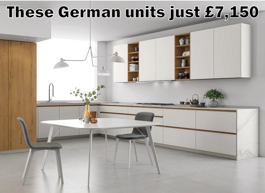 German Kitchen 6045