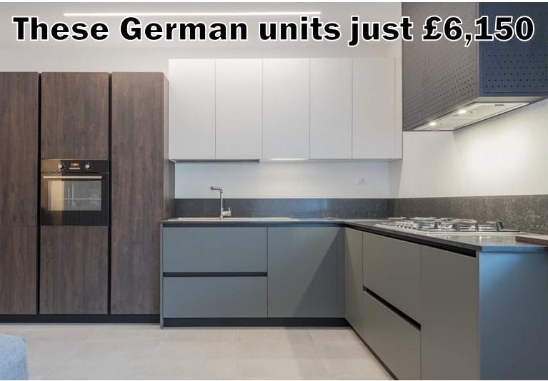 German Kitchen 6058