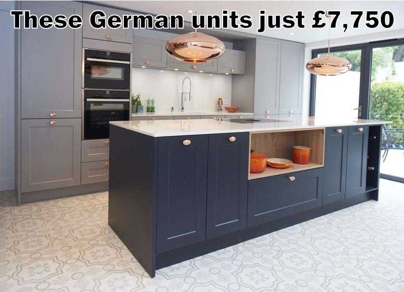 German Kitchen 6064