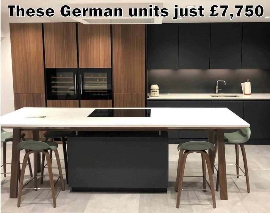 German Kitchen 6082