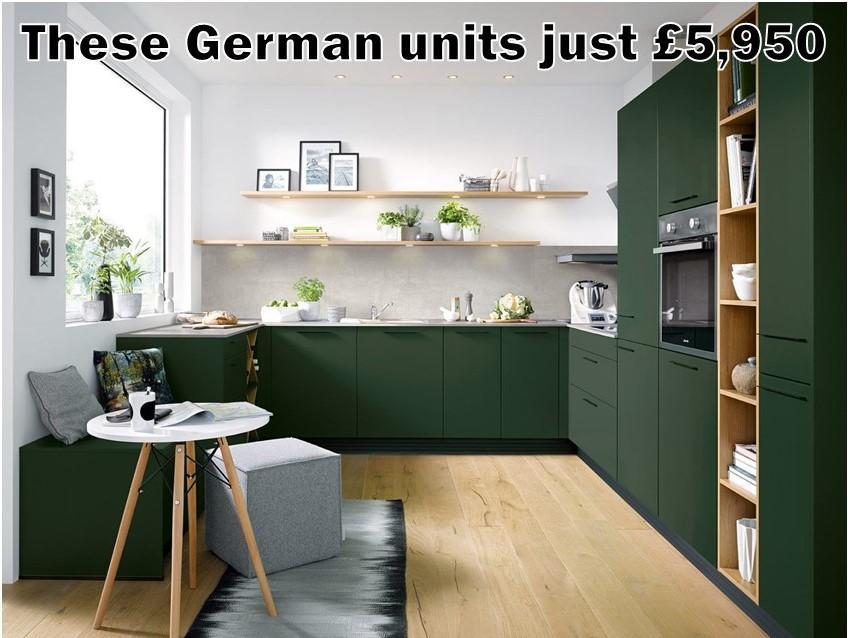 German Kitchen 6086