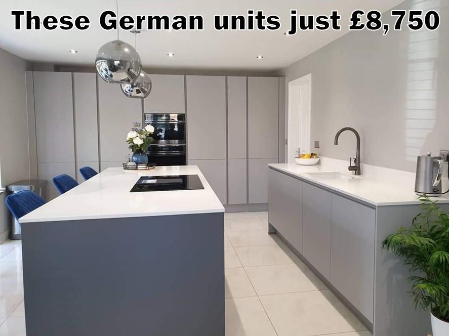 German Kitchen 6088