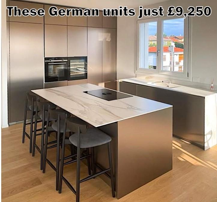 German Kitchen 6094