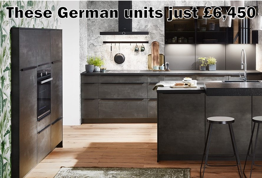 German Kitchen 6096