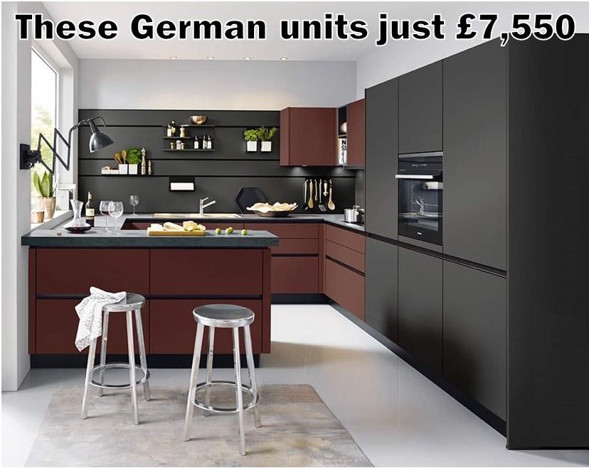 German Kitchen 7000