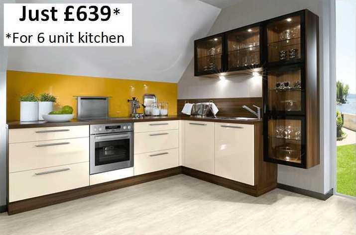 German gloss kitchen 6 — KitchenFindr