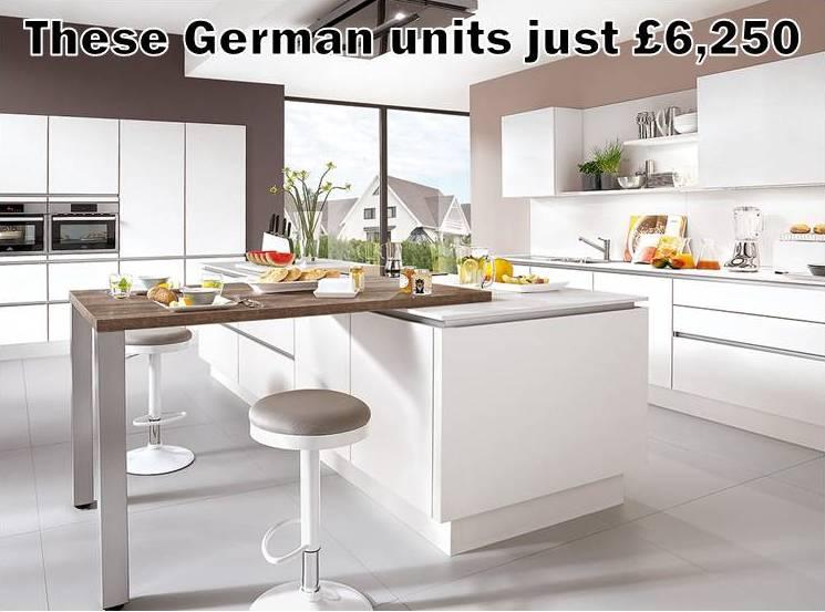 German kitchen 1317