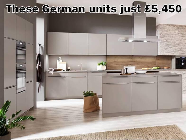 German kitchen 1335