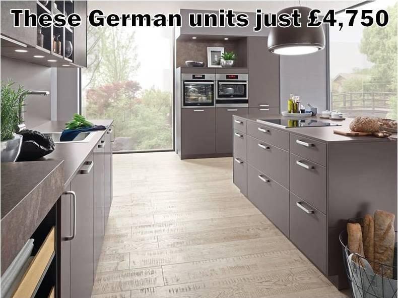 German kitchen 1343