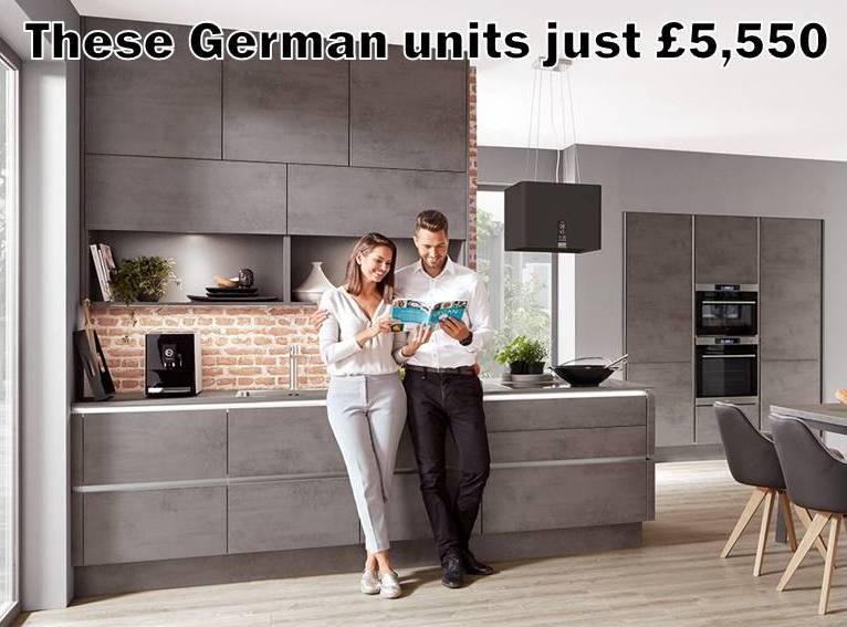 German kitchen 1348