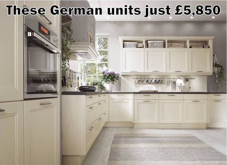 German kitchen 1354
