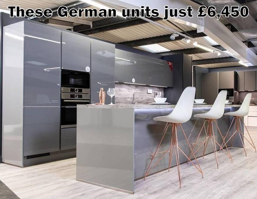 German kitchen 1355