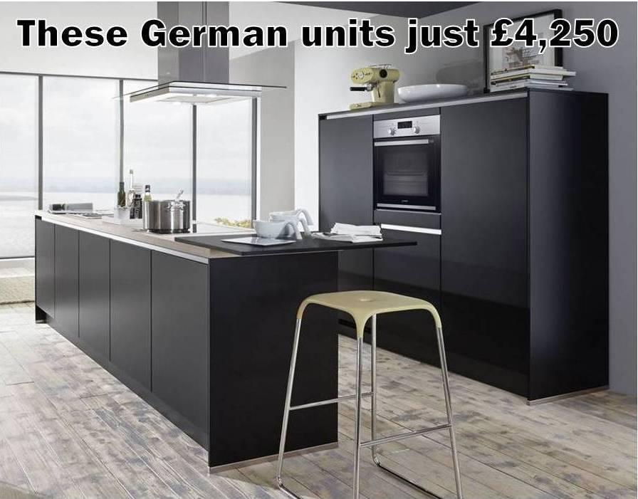 German kitchen 1360