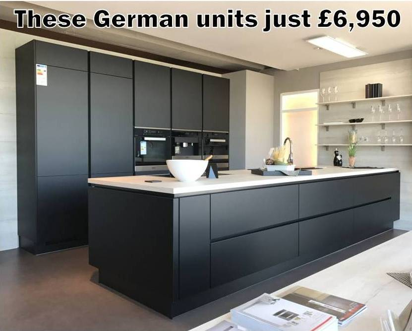 German kitchen 1365