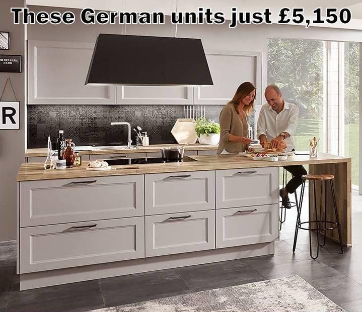 German kitchen 1388