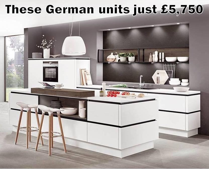 German kitchen 1393