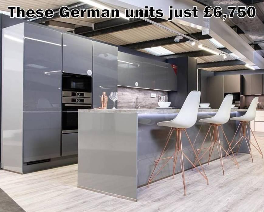 German kitchen 1403