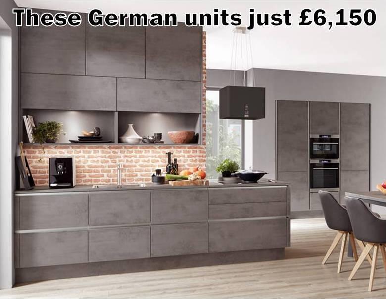 German kitchen 1440