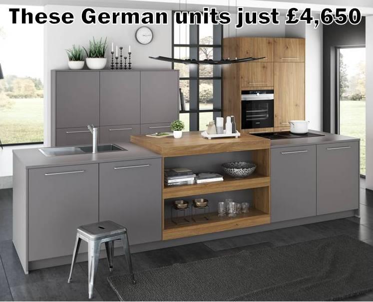 German kitchen 1442