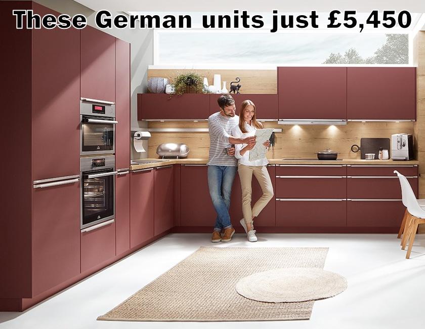 German kitchen 1678