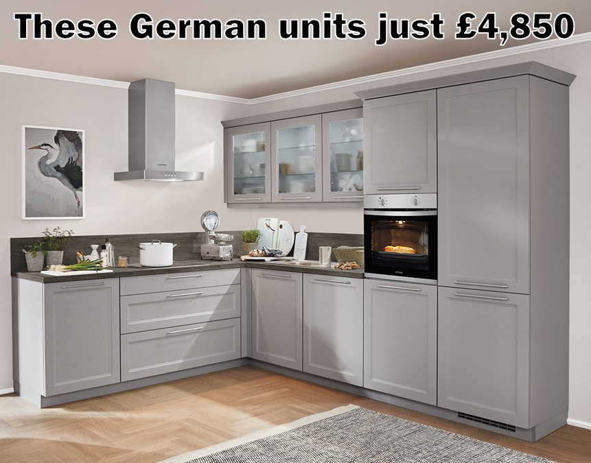 German kitchen 1687