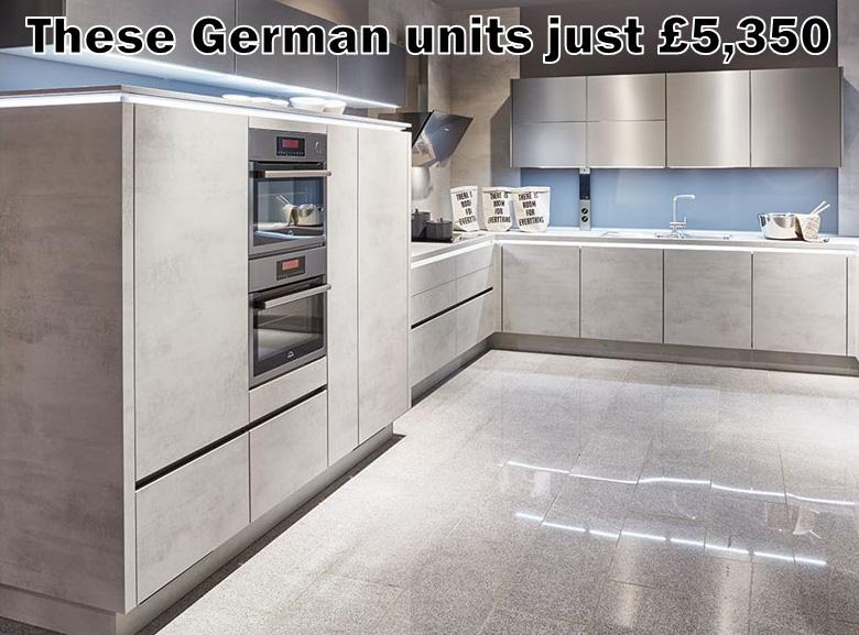 German kitchen 1699
