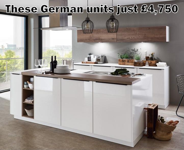 German kitchen 1701