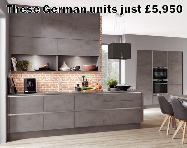 German kitchen 1737