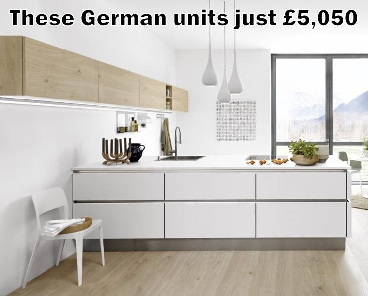 German kitchen 1817