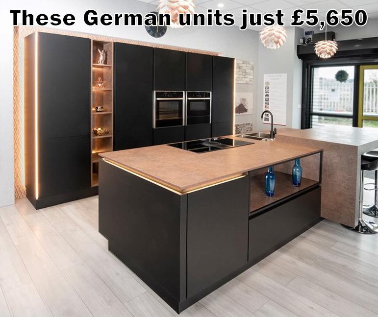 German kitchen 1820