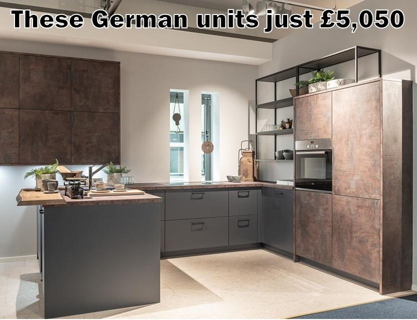 German kitchen 1824