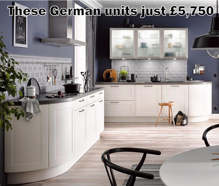 German kitchen 1845