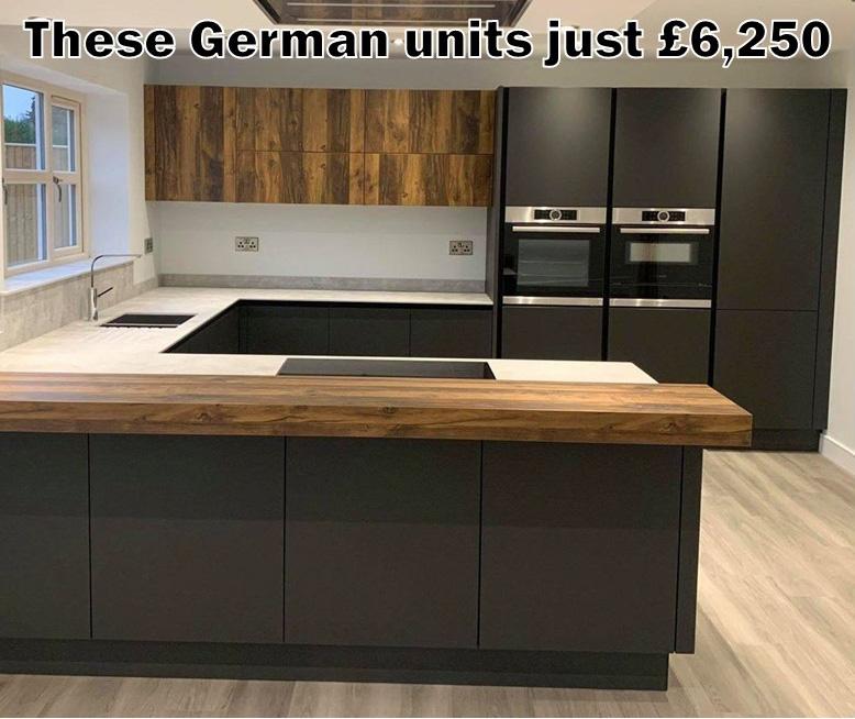 German kitchen 1858