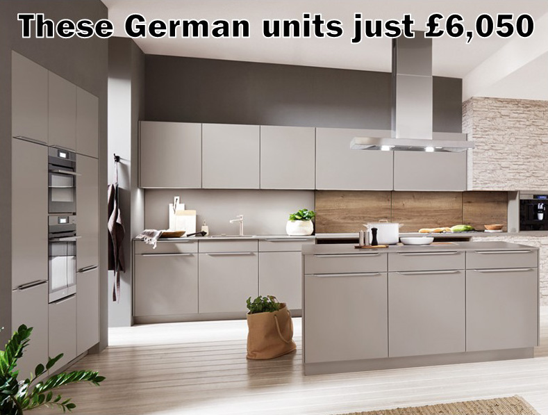 German kitchen 1880