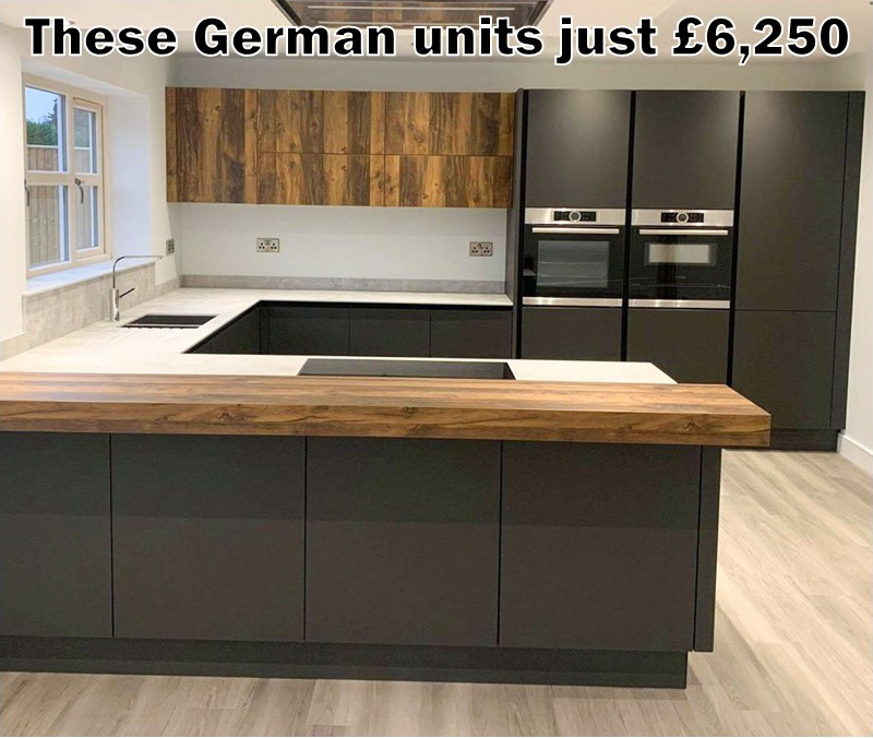 German kitchen 2040