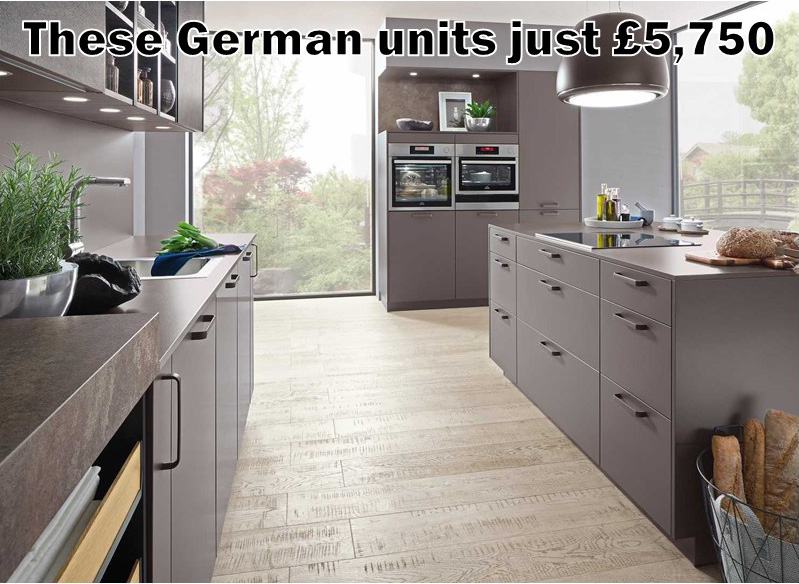 German kitchen 3082