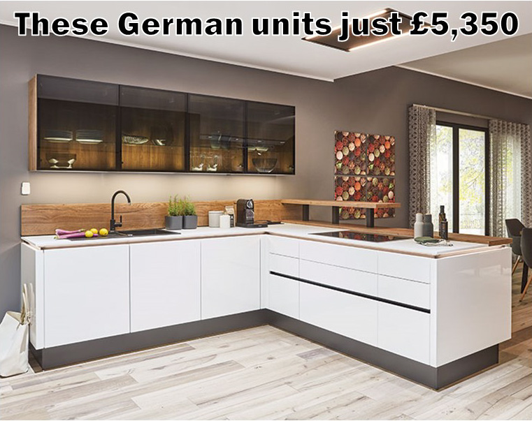 German kitchen 4011