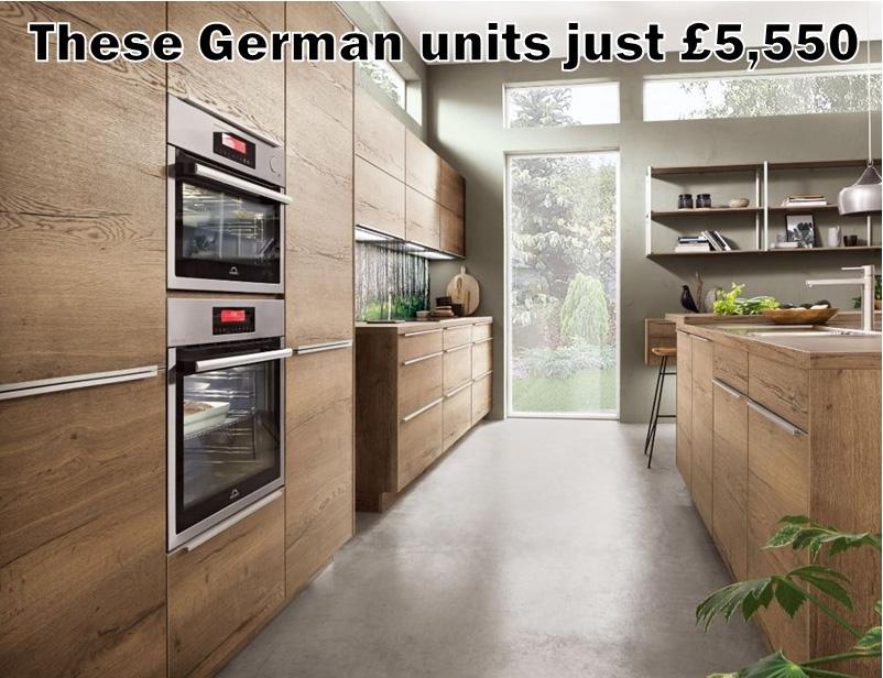 German kitchen 4145