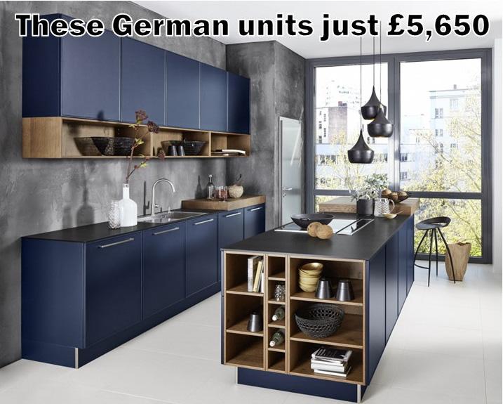 German kitchen 4160.1