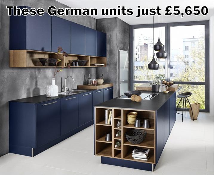 German kitchen 4160