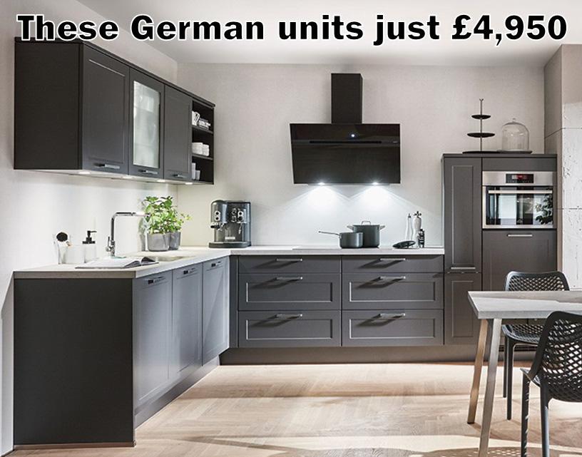 German kitchen 4165